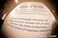 Join Saks, Allegri and Michelle Alves to Celebrate High School of Fashion Industries #22
