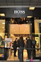 """Hugo Boss """"Boss Store"""" Opening #100"""
