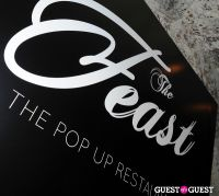 The Feast Pop-Up Resturant #150