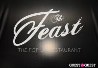 The Feast Pop-Up Resturant #155