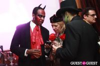 R. Couri Hay's Le Bal Vampire II Halloween party at home 2010 #100