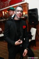 R. Couri Hay's Le Bal Vampire II Halloween party at home 2010 #393