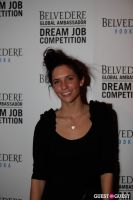 Belvedere Vodka Bartender's Dream Job Finals #408
