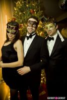 Annual Blacktie Christmas Masquerade #34