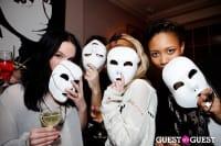 Face off Dance off-An Abstract Masquerade #6