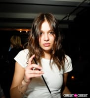 PAPERMAG + tumblr New York Fashion Week Website Launch #6