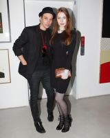"Clare Rojas ""Inside Bleak"" Opening Reception #20"