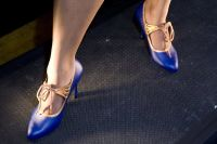 Launch of Burju Shoes by Burju Perez #9
