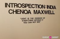 "Chenoa Maxwell's Solo Show ""Introspection: India"" Opening Reception #85"