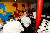 The Feast :Pop Art Pop Up Restaurant #247