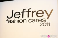 The 8th Annual Jeffrey Fashion Cares 2011 Event #6