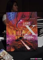 Light X Design book launch #1