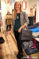 Opening of the Madewell South Coast Plaza Store #9