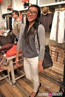 Opening of the Madewell South Coast Plaza Store #77