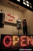 Opening of the Madewell South Coast Plaza Store #83