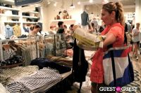 Opening of the Madewell South Coast Plaza Store #121