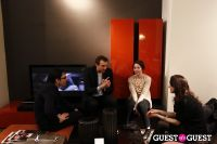 NATUZZI ITALY 2011 New Collection Launch Reception / Live Music #74