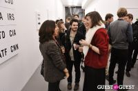 Allen Grubesic - Concept exhibition opening at Charles Bank Gallery #85