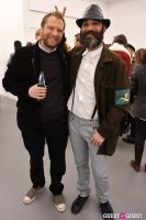 Allen Grubesic - Concept exhibition opening at Charles Bank Gallery #100