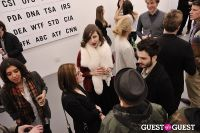 Allen Grubesic - Concept exhibition opening at Charles Bank Gallery #103