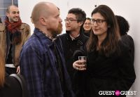 Allen Grubesic - Concept exhibition opening at Charles Bank Gallery #130