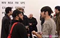 Allen Grubesic - Concept exhibition opening at Charles Bank Gallery #136