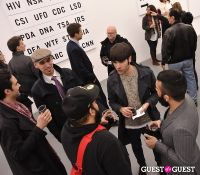 Allen Grubesic - Concept exhibition opening at Charles Bank Gallery #140