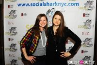 SocialSharkNYC.com Launch Party #118