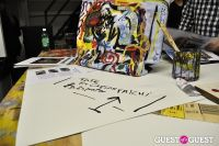 Whitewall Events Presents artist Domingo Zapata #40