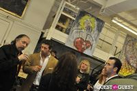 Whitewall Events Presents artist Domingo Zapata #109