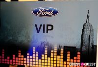 Ford and Sony present New Ford vehicle & Private Concert with Train #9