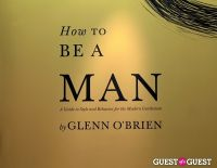 How To Be A Man Book Launch #101