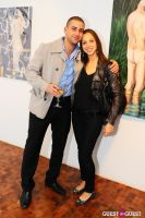 Billy Norwich, Gillian Hearst and the Sanctuary Hotel host party for artist Garrett Chingery #168
