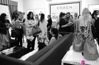 Coach + US Weekly's Sasha Charnin Morrison Celebrate