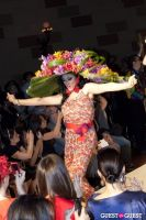 VillageCare's Tulips and Pansies Headdress Runway Show #42
