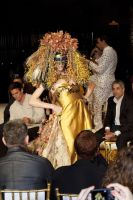 VillageCare's Tulips and Pansies Headdress Runway Show #45