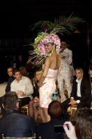 VillageCare's Tulips and Pansies Headdress Runway Show #46