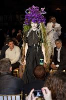VillageCare's Tulips and Pansies Headdress Runway Show #47