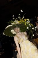 VillageCare's Tulips and Pansies Headdress Runway Show #51