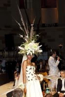 VillageCare's Tulips and Pansies Headdress Runway Show #59