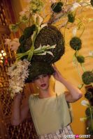 VillageCare's Tulips and Pansies Headdress Runway Show #79