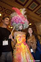 VillageCare's Tulips and Pansies Headdress Runway Show #118