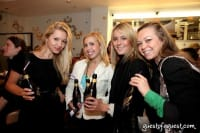 Girlfriend Getaways Magazine Spring Issue Premier Party at Chocolate Bar in Henri Bendel #71
