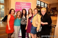 Girlfriend Getaways Magazine Spring Issue Premier Party at Chocolate Bar in Henri Bendel #76
