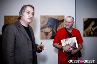 Robert Dandarov Exhibit Opening Party #17
