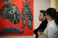 Tyler Rollins Fine Art presents Eko Nugroho & Wedhar Riyadi #139
