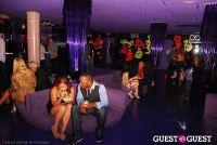 No Shirt, No Shoes At Purple Lounge #15