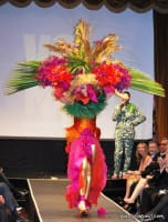Tulips & Pansies  Headdress the Affair #8