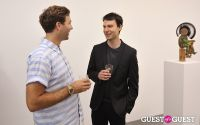 Daniel Mort - Obliquity opening at Charles Bank Gallery #20