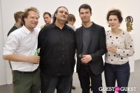 Daniel Mort - Obliquity opening at Charles Bank Gallery #78